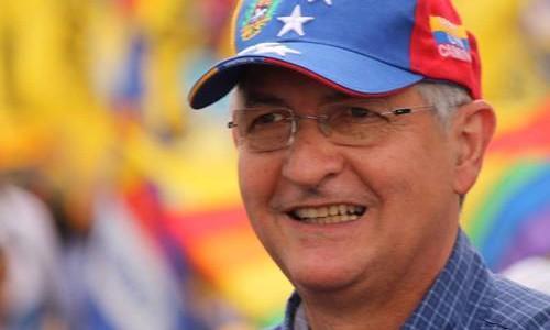 Antonio Ledezma Arabic