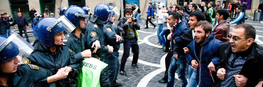 Azerbaijan: Civil Society Crackdown Continues