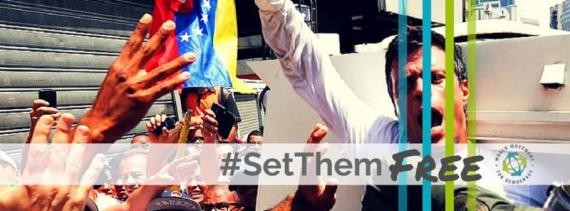 June 9, 2015: Nicolas Maduro – It's Time to #SetThemFree!