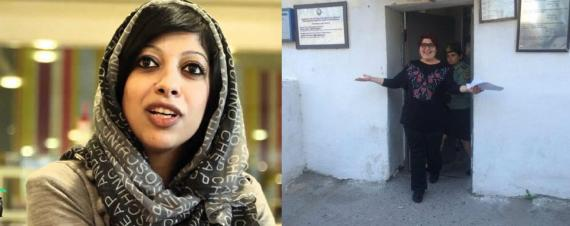 June 6, 2016: Prominent Activists Zainab Al-Khawaja & Khadija Ismayilova Set Free After International Pressure