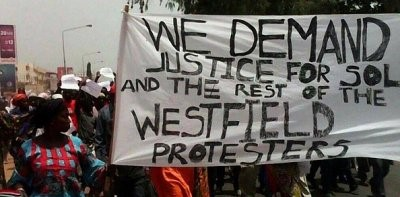 May 18, 2016: African Movement for Democracy Condemns Arrests of Peaceful Protesters in Gambia
