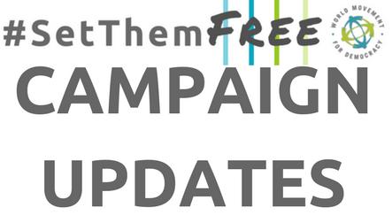Campaign Updates