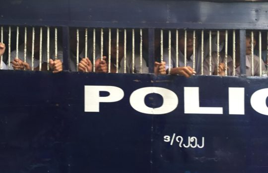 Burma's Telecommunications Law Threatens Freedom of Expression & Used to Imprison Activists