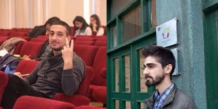 Bayram Mammadov and Giyas Ibrahimov