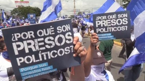Alarming Number of Arbitrary Arrests During Crackdown in Nicaragua